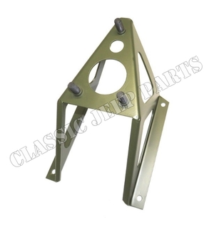 Spare wheel carrier early 3 studs  WILLYS MB