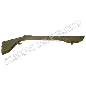 Rifle holder windshield M1 Carbine and Garand