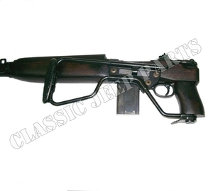 """M1A1 Carbine folding """"AIRBORNE"""" Aged patina with ordnance stamp"""