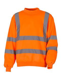 Hi Vis Sweatshirt Class 3