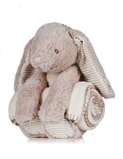 Kanin med täcke