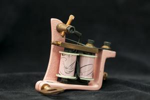 Soba Custom Clipper Shader - Pink