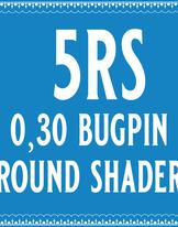 30/5 Bugpin Round Shader Cartridge
