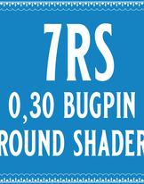 30/7 Bugpin Round Shader Cartridge