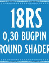 30/18 Bugpin Round Shader Cartridge