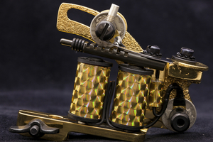 GOLDENMATIC - 24k Gold Rollomatic Edition