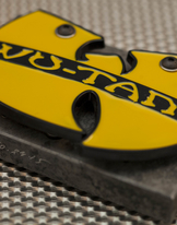 Al Brodeur Wu-Tang Foot Switch Yellow