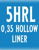 35/5 Hollow Round Liner Cartridge