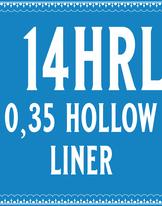 35/14 Hollow Round Liner Cartridge