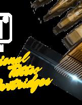 25/5 Round Liner Kwadron Cartridges 20pcs