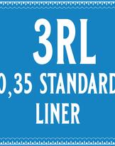 35/3 Standard Round Liner Cartridge