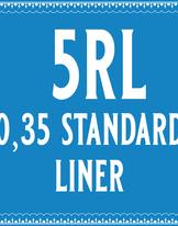 35/5 Standard Round Liner Cartridge