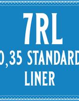 35/7 Standard Round Liner Cartridge