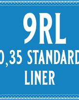 35/9 Standard Round Liner Cartridge