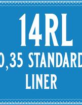 35/14 Standard Round Liner Cartridge