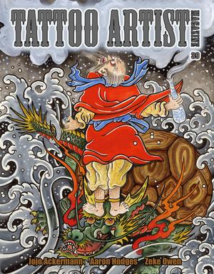 Tattoo Artist #39