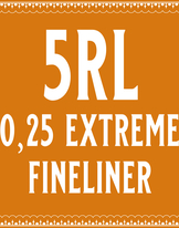 25/5 Extremely Fine Round Liner