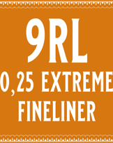 25/9 Extremely Fine Round Liner