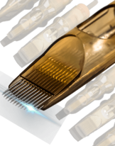 7 Round Liner 0,35 Kwadron Cartridges 20pcs