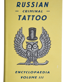 Russian Criminal Tattoo vol 3