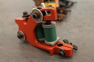 Rollomatic Liner Hemi Orange
