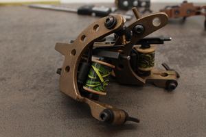 SOBA Limited Edition Brass Pilot Shader