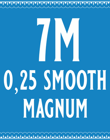 25/7 Smooth Magnum Cartridge