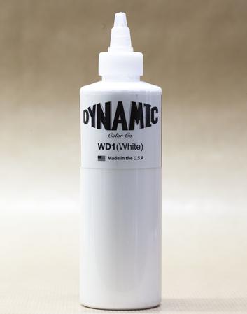 Dynamic White 8oz