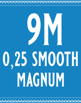 25/9 Smooth Magnum Cartridge