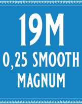 25/19 Smooth Magnum Cartridge