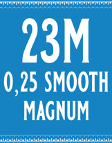 25/23 Smooth Magnum Cartridge