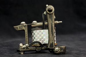 Sailor Jerry Bulldog Shader - Custom