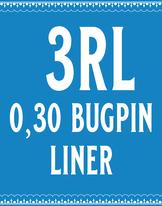 30/3 Bugpin Round Liner Cartridge