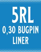 30/5 Bugpin Round Liner Cartridge