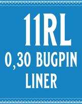 30/11 Bugpin Round Liner Cartridge