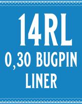 30/14 Bugpin Round Liner Cartridge