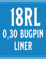 30/18 Bugpin Round Liner Cartridge