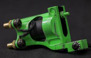 Shagbuilt D20 Venom Green Special Ed.