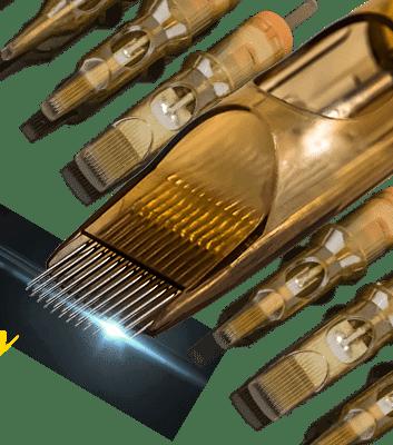 9 Round Liner Kwadron Cartridges 20pcs