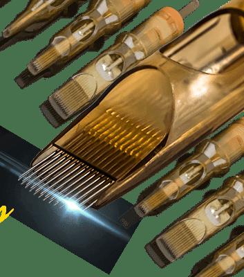 14 Round Liner Kwadron Cartridges 20pcs