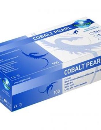 Cobalt Pearl Small
