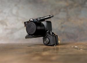 Dan Kubin Sidewinder V3R - Black Aluminium