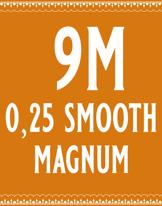 25/9 Smooth Magnum