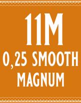 25/11 Smooth Magnum