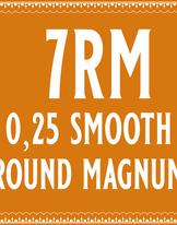 25/7 Smooth Round Magnum