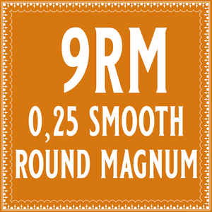 25/9 Smooth Round Magnum