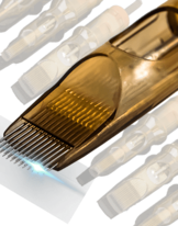 9 Round Liner Turbo 0,35 Kwadron Cartridges 20pcs