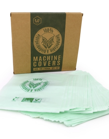 Biodegradable Machine Bags 600pcs
