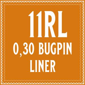 30/14 Bugpin Round Liner