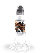 White House 4oz - World Famous Tattoo Ink